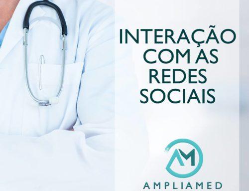 Interação com as redes sociais